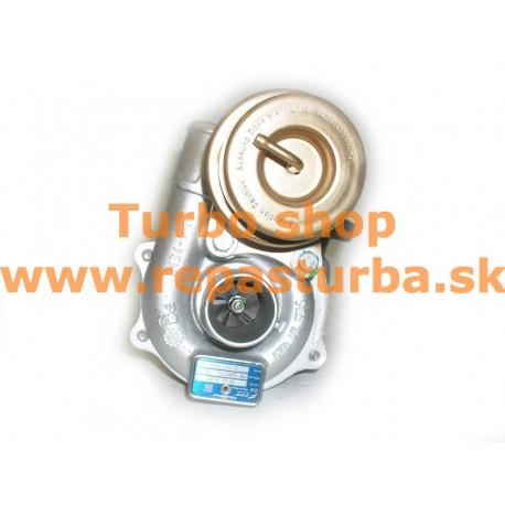 Opel Meriva A 1.3 CDTI Turbo Od 01/2005