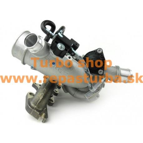 Opel Meriva B 1.4 ECOTEC Turbo Od 12/2009