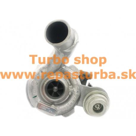 Opel Movano A 1.9 DTI Turbo 01/2000 - 12/2003