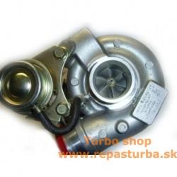 Opel Movano A 2.8 DTI Turbo 07/1998 - 12/2003