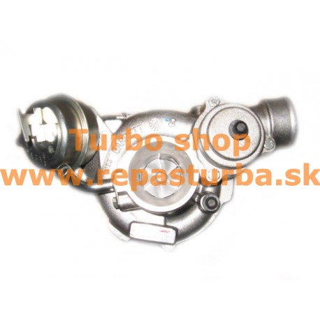 Opel Vectra C 2.0 Turbo Turbo 01/2003 - 12/2008