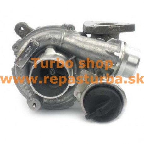 Opel Vivaro 2.5 CDTI Turbo Od 08/2006