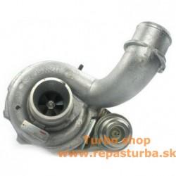 Opel Vivaro 2.5 CDTI/DTI Turbo Od 01/2003