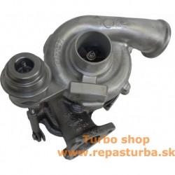 Opel Zafira A 2.0 DTI Turbo 08/1998 - 12/2005