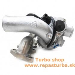 Opel Zafira A 2.0 Turbo OPC Turbo 08/2000 - 12/2003