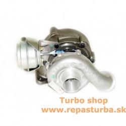 Opel Zafira A 2.2 DTI Turbo 01/2001 - 12/2004