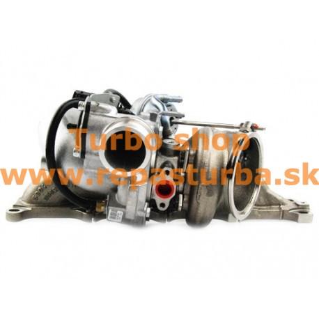 Opel Zafira B 2.0 Turbo OPC Turbo Od 01/2005