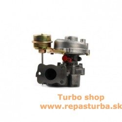 Peugeot 607 2.0 HDi Turbo 01/2001 - 12/2009
