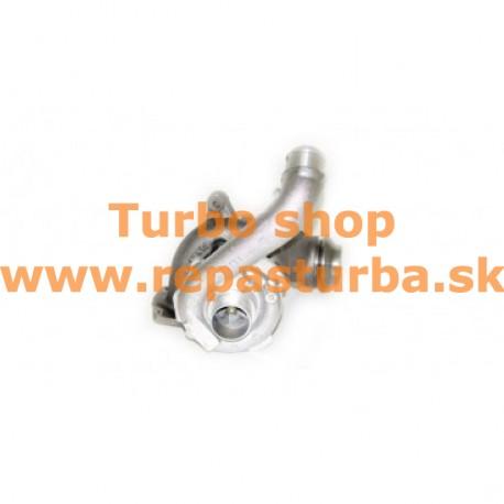 Peugeot 607 2.2 HDi FAP Turbo 01/2001 - 12/2009