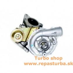 Peugeot 806 2.0 HDi Turbo 01/1999 - 12/2002
