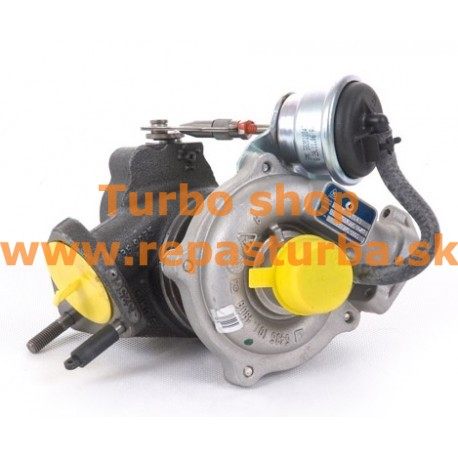 Peugeot Bipper 1.3 HDi 75 Turbo Od 09/2010