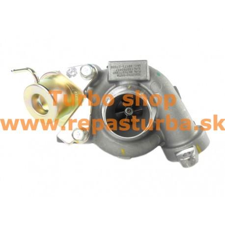 Peugeot Expert 1.6 HDi FAP Turbo Od 01/2007